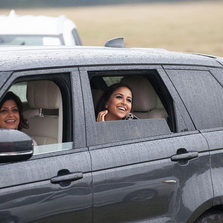 drive in wedding