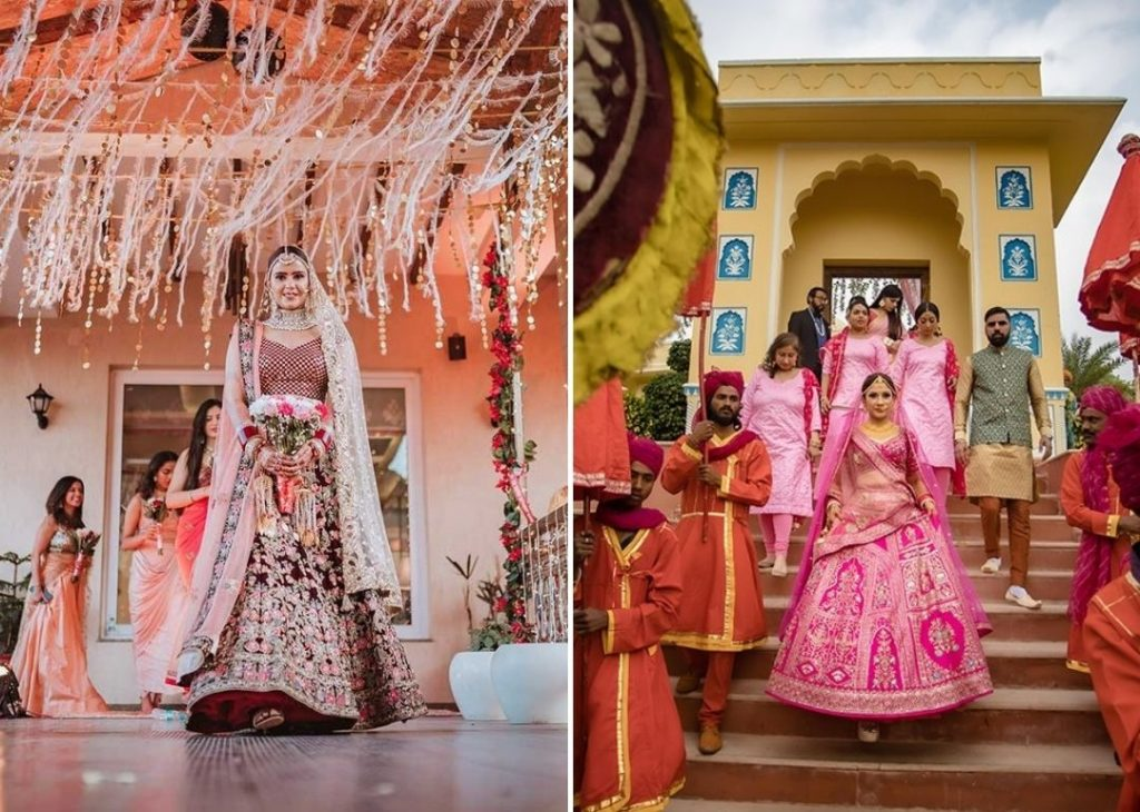 entry songs for brides