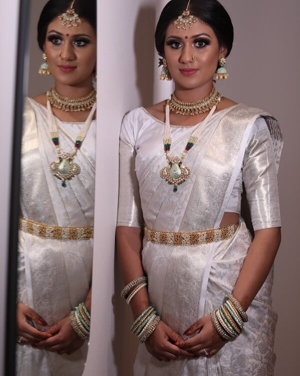 Jewellery Ideas For Tamil Brides