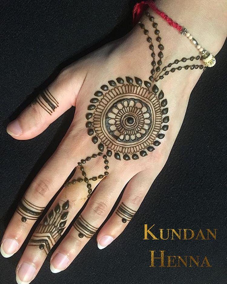 jewellery mehendi designs