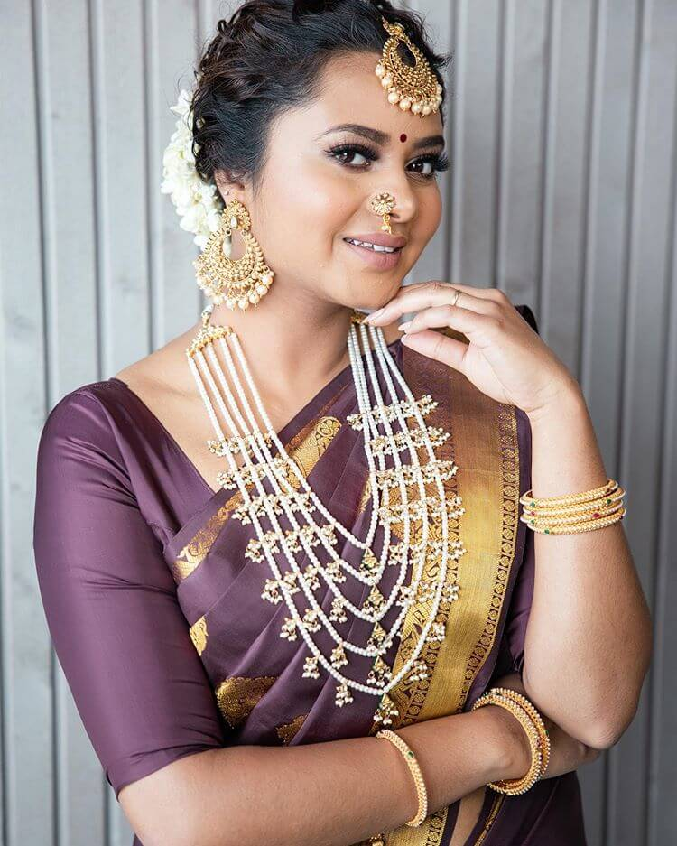 layered bridal jewellery ideas