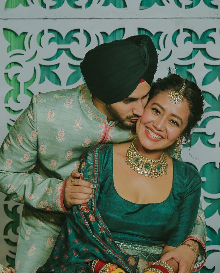 neha kakkar's wedding
