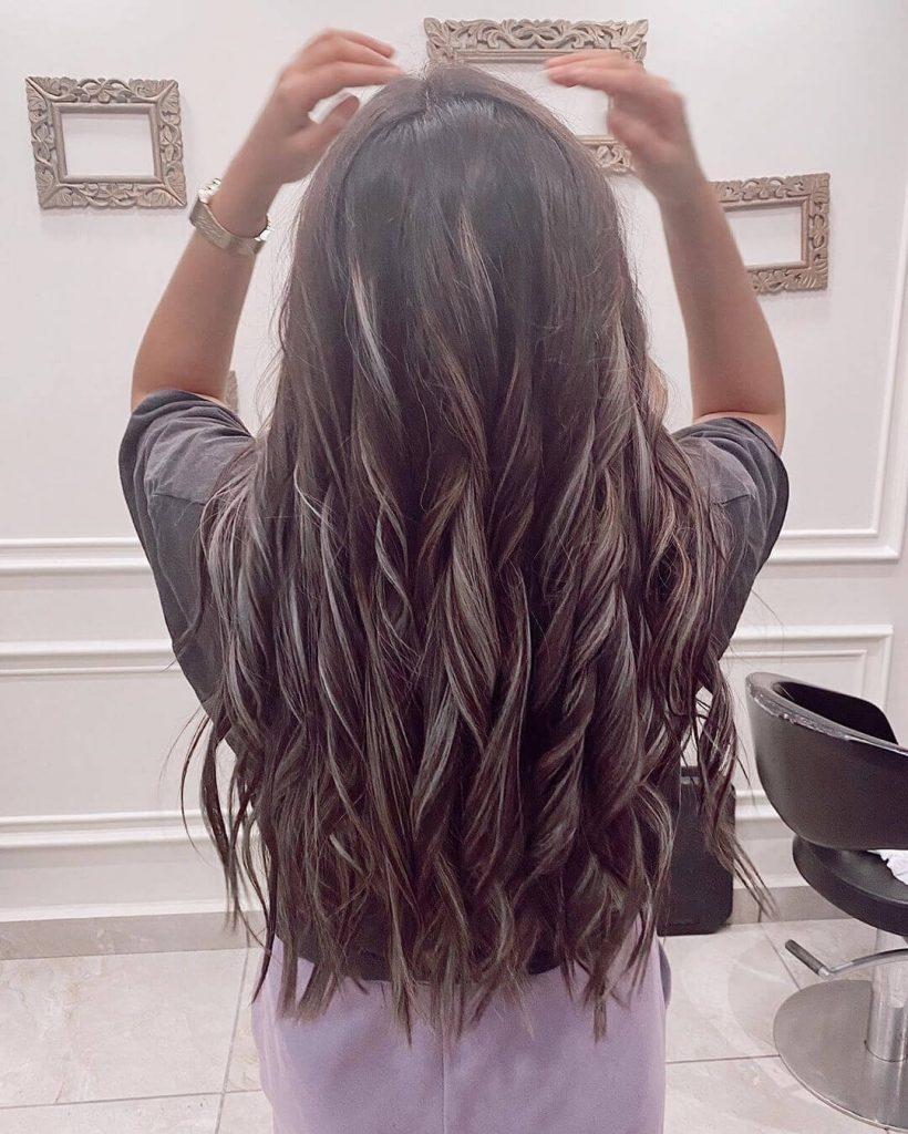 offbeat hair color ideas
