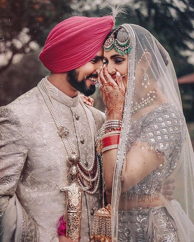 passa design for punjabi brides