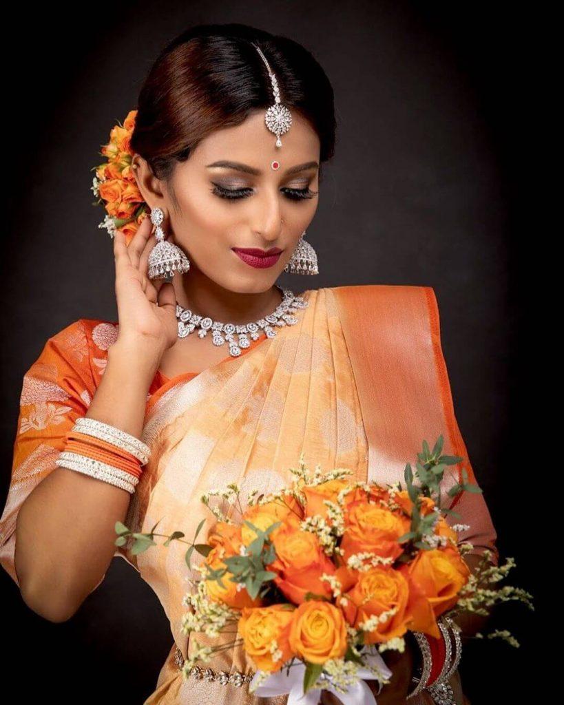 bridal silver jewellery