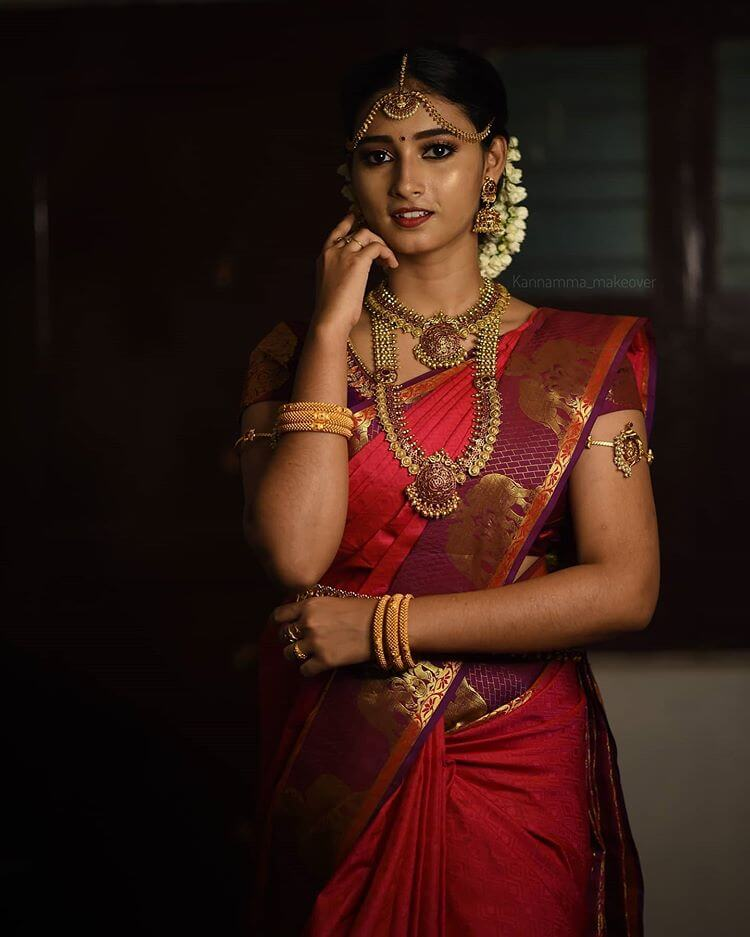 South Indian bridal trends
