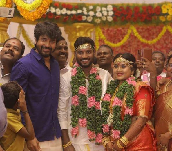 sulthan director wedding