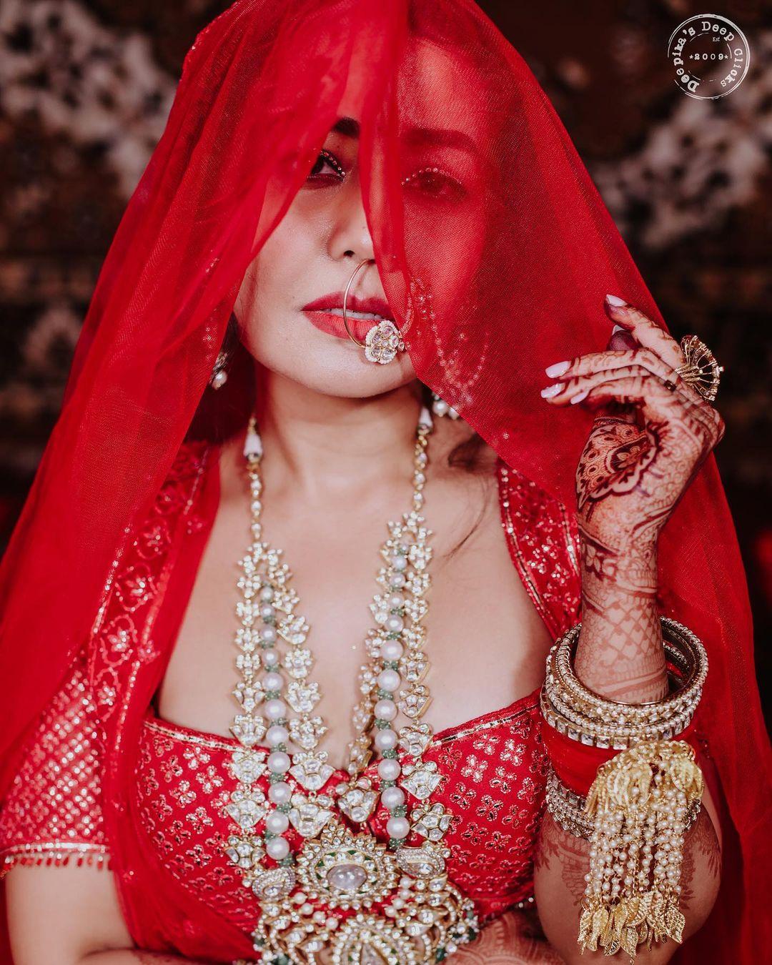 Neha Kakkar's wedding ceremonies