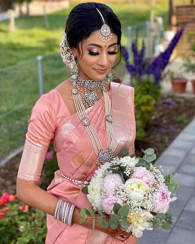 Tamil bridal looks