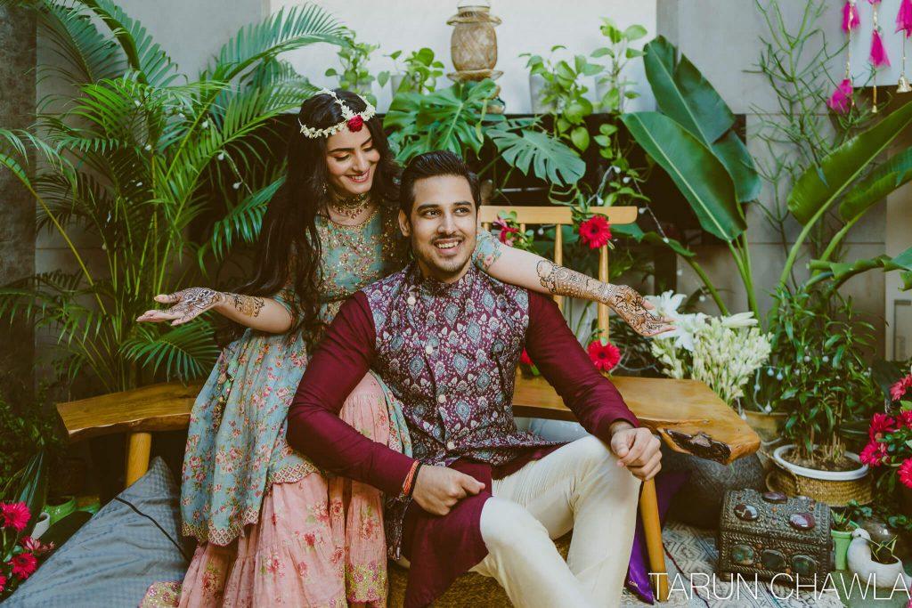 Surbhi Sethi's Intimate Wedding
