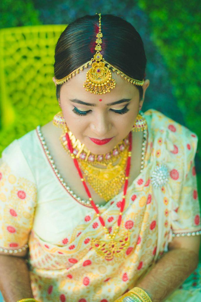 Assamese wedding of Rituparna