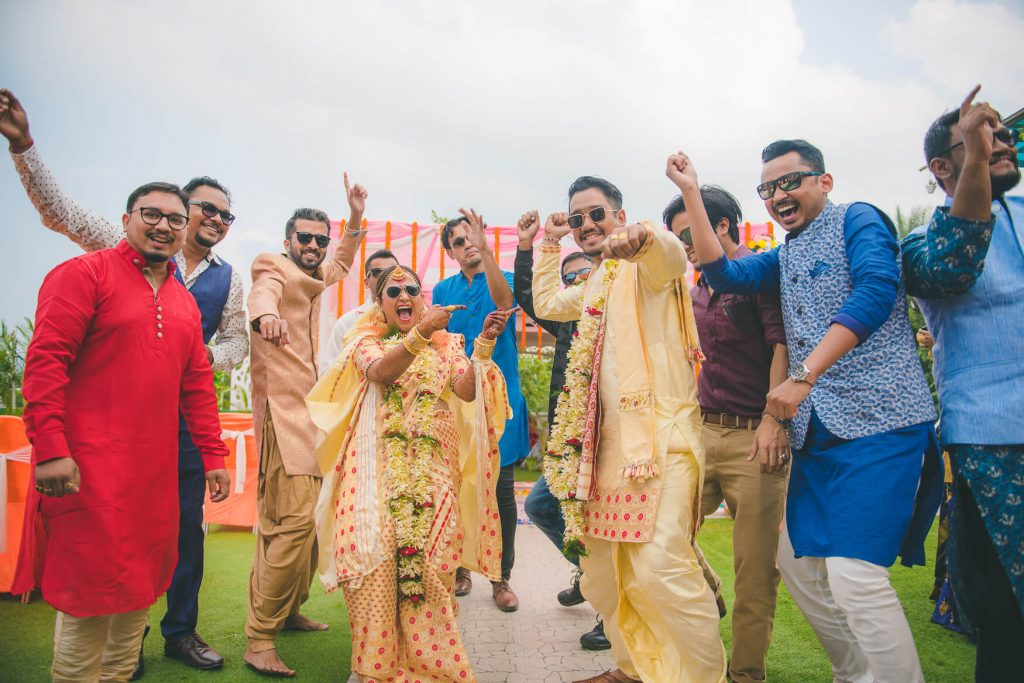 Assamese wedding of Rituparna and Moodit
