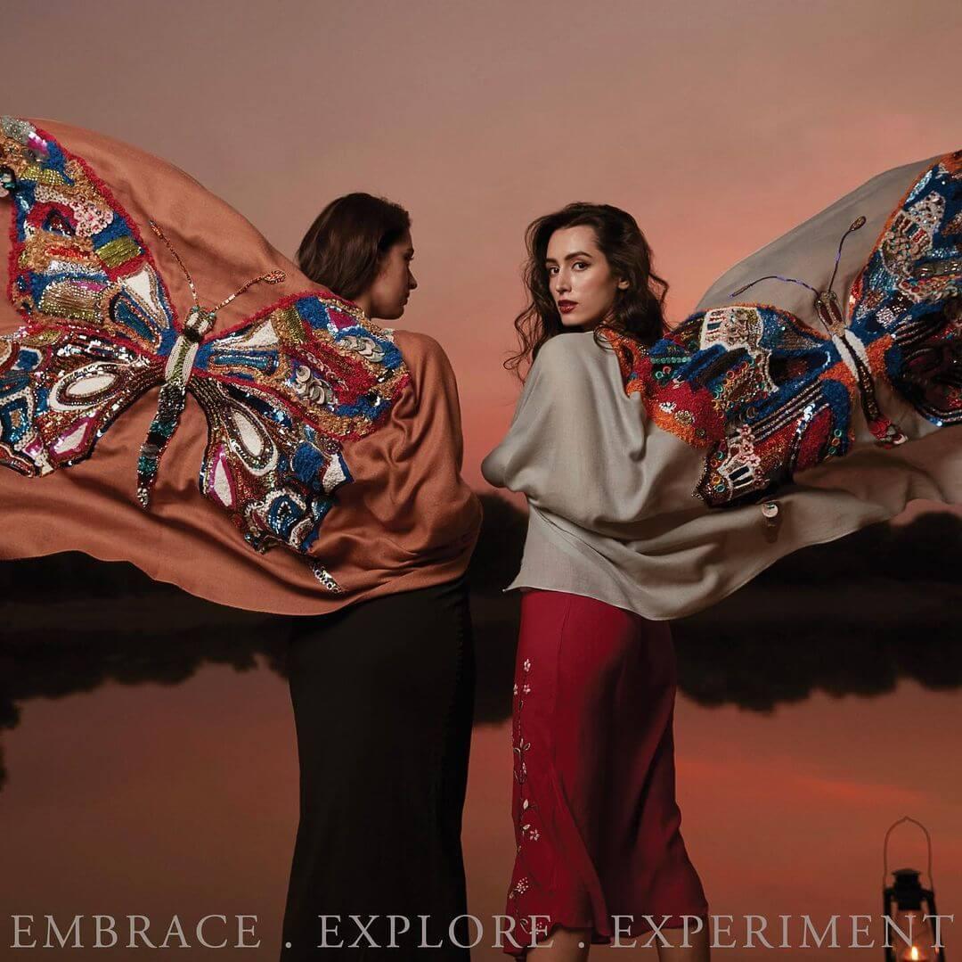 Couture Shawls Janavi India