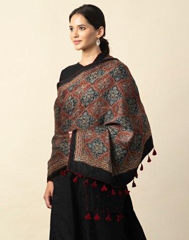 Fab India Bridal Shawls