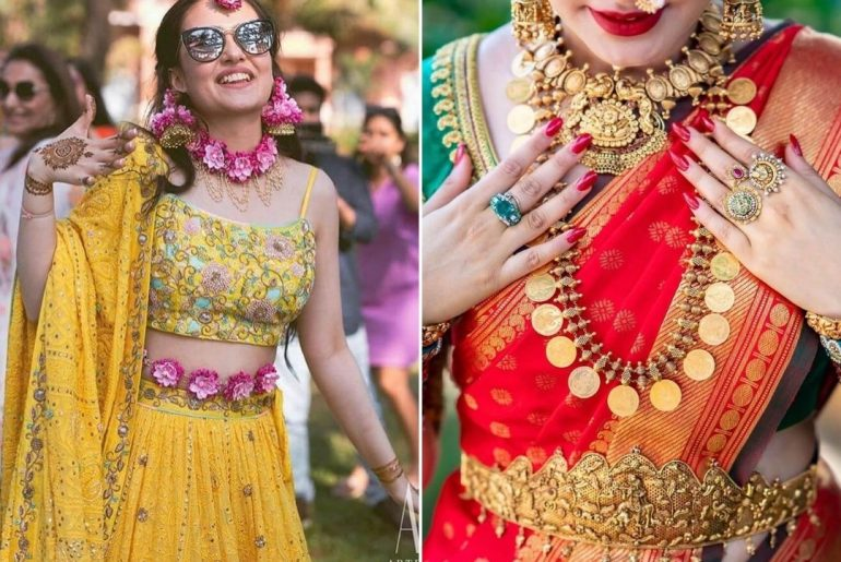 Classiest Kamarbandh Designs To Take Bridal Look Inspo From!