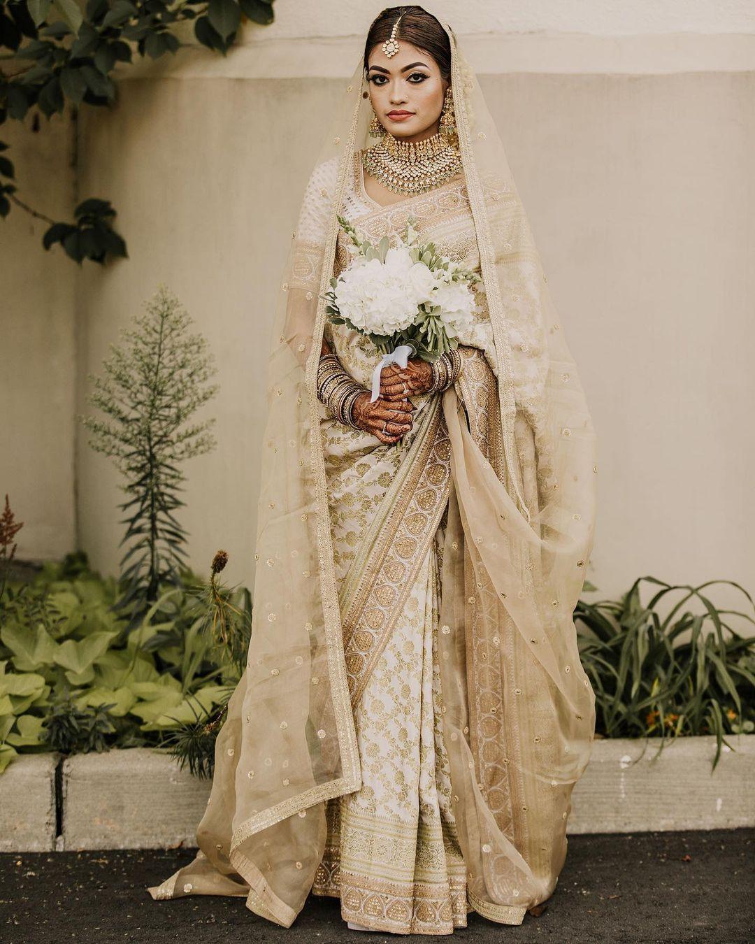 Sabyasachi christian bride
