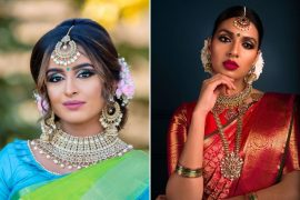 Tamil Bridal Makeup