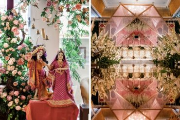 Kajal Aggarwal Wedding Decor