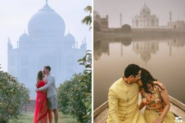 pre-wedding shoot ideas