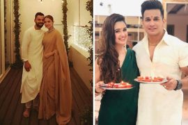 first diwali after wedding