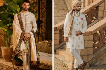 pakistani groom wear designers