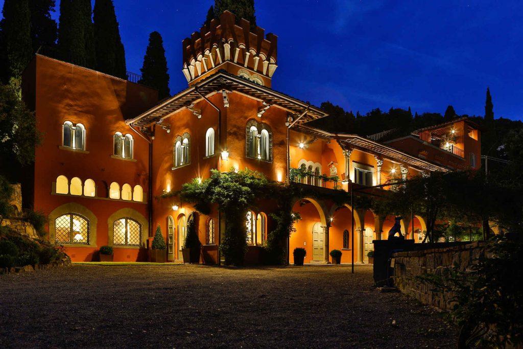 Villa Le Fontanelle, wedding venues in Italy