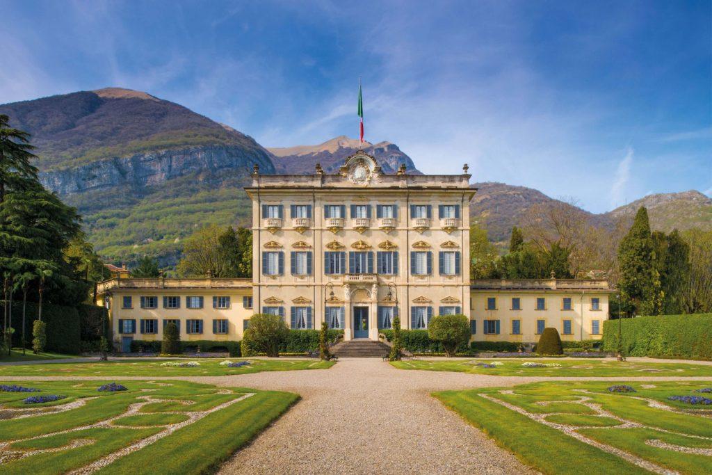 Villa Sola Cabiati Lake Como, destination wedding venues in Italy