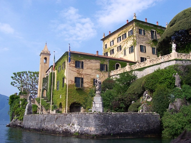 Villa del Balbianello, destination wedding venues in Italy