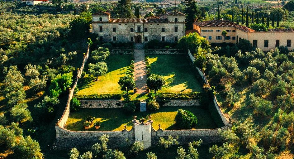 Villa di Lilliano