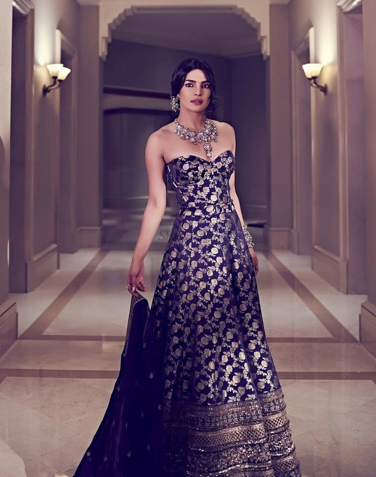 Traditional Design gown