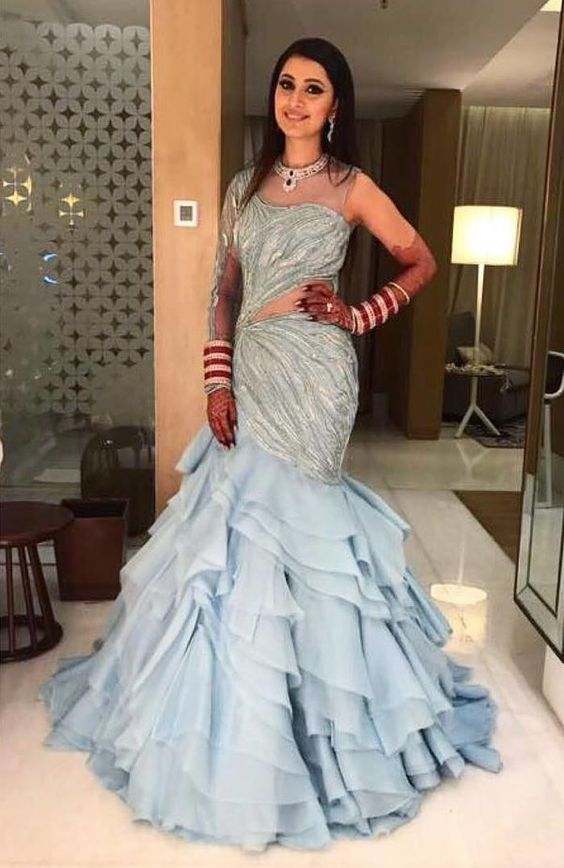 Fishtail Gowns
