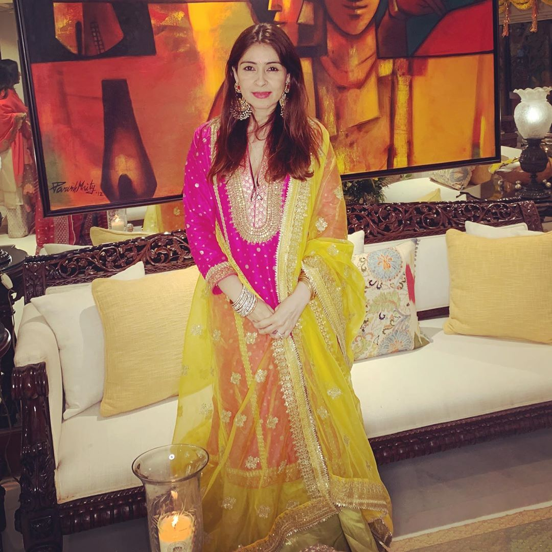 karvachauth outfit ideas