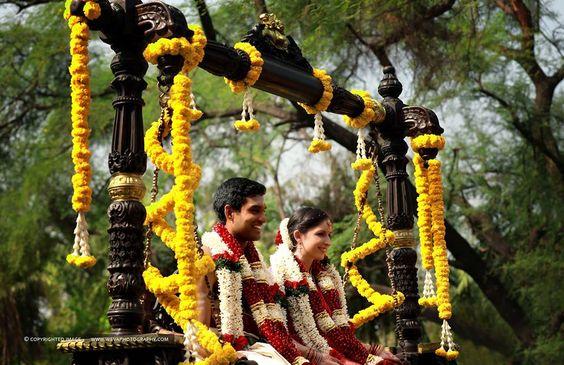 oonjal ceremony