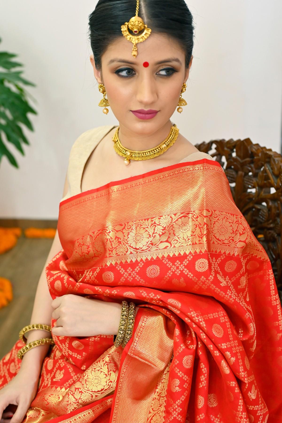 BharatSthali silk sarees