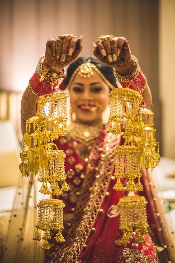 Bridal Kaleera Shots