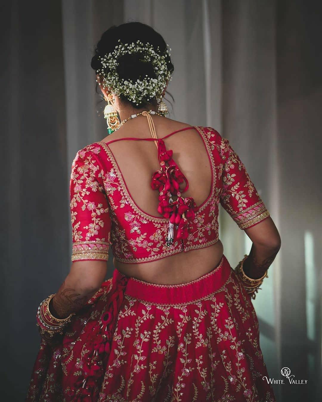 Bridal Latkan Designs