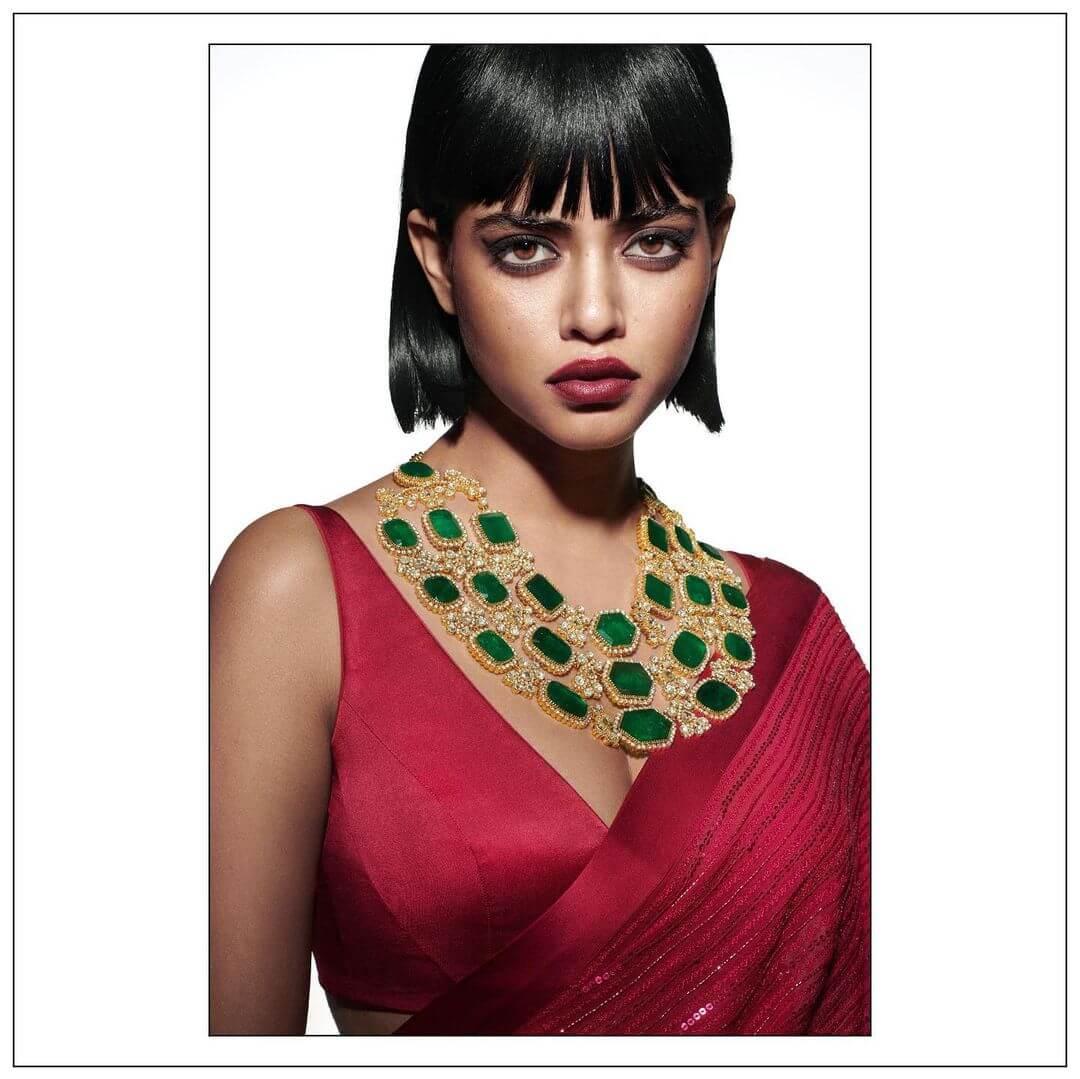 Green Wedding Jewelry