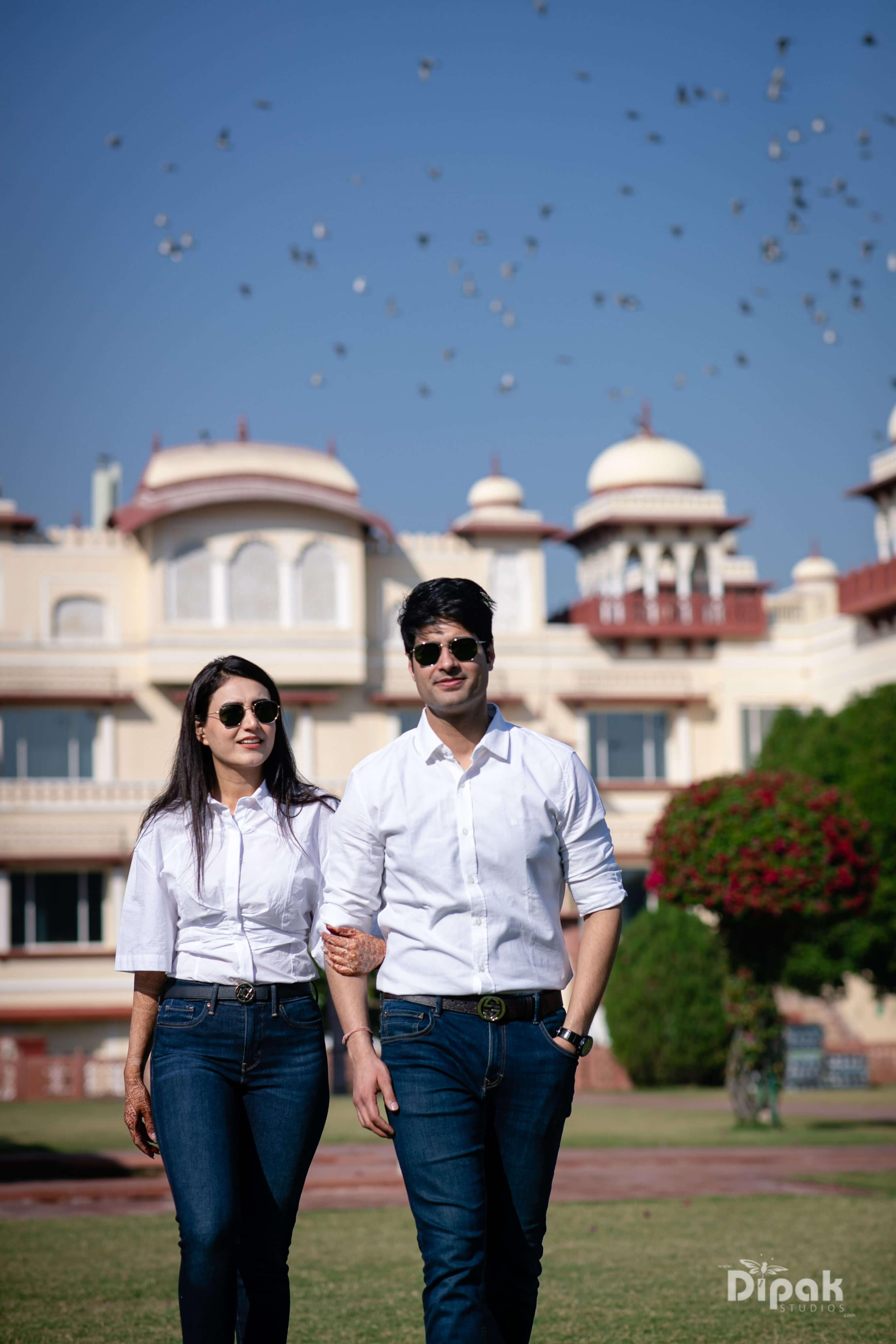 pre wedding shoot ideas, Wedding At Jai Mahal Palace