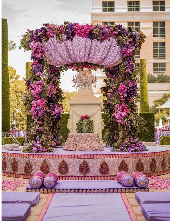 Lavender Decor Wedding Colors for 2021