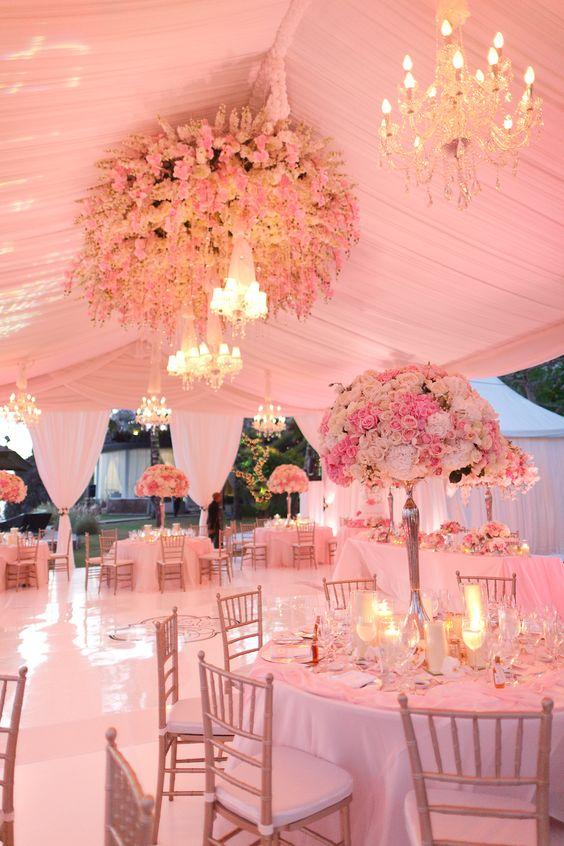 Paste Pink Decor Idea