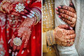 best bridal mehendi designs