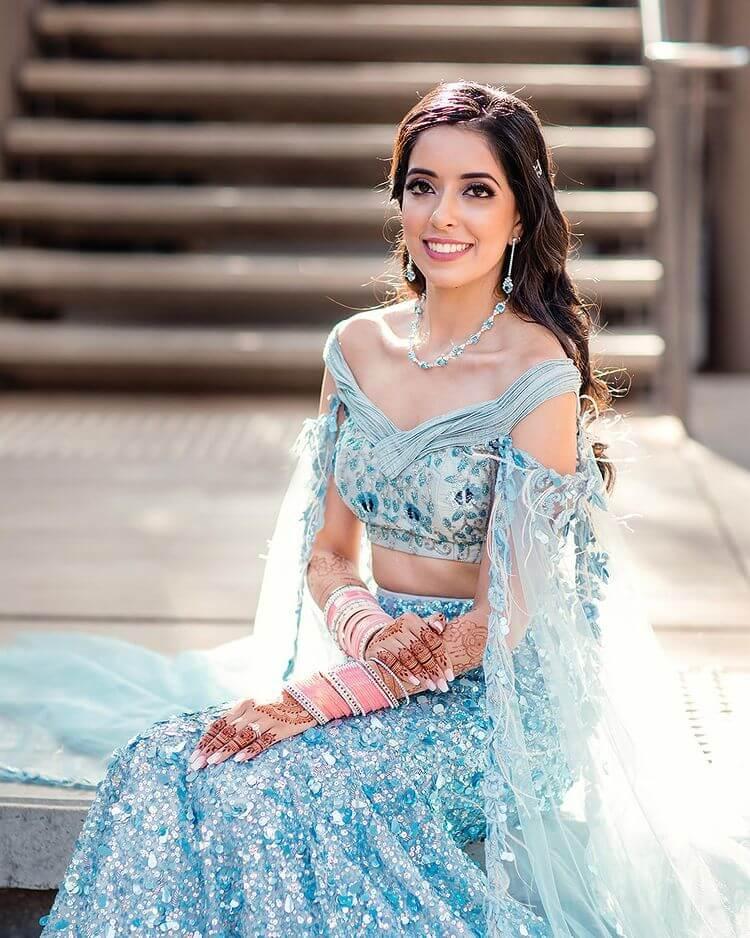 bridal blouse ideas