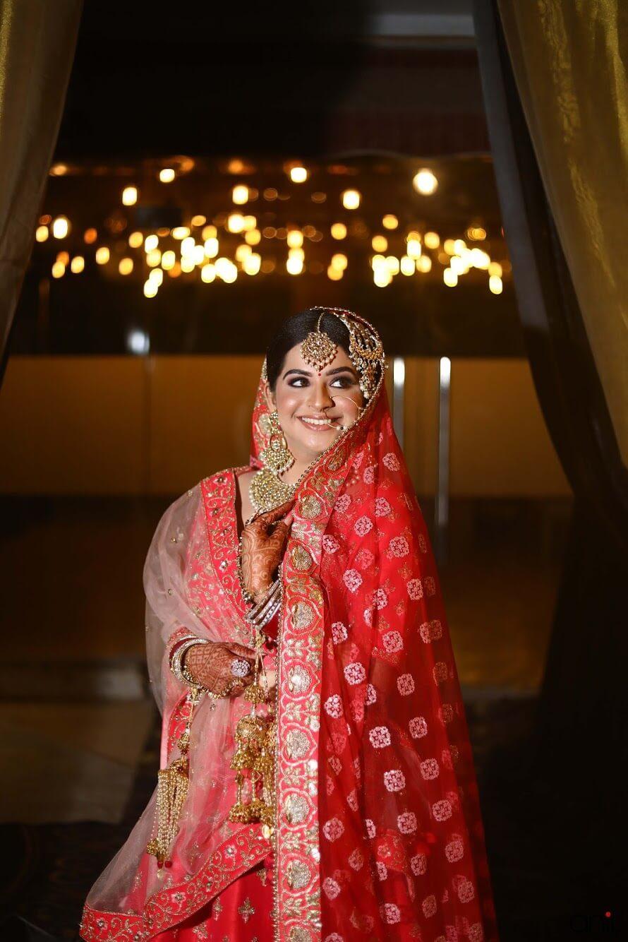 chandigarh bride