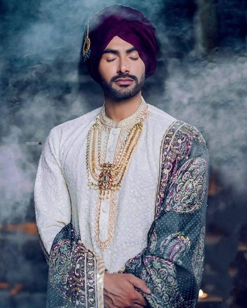 sikh groom accessories