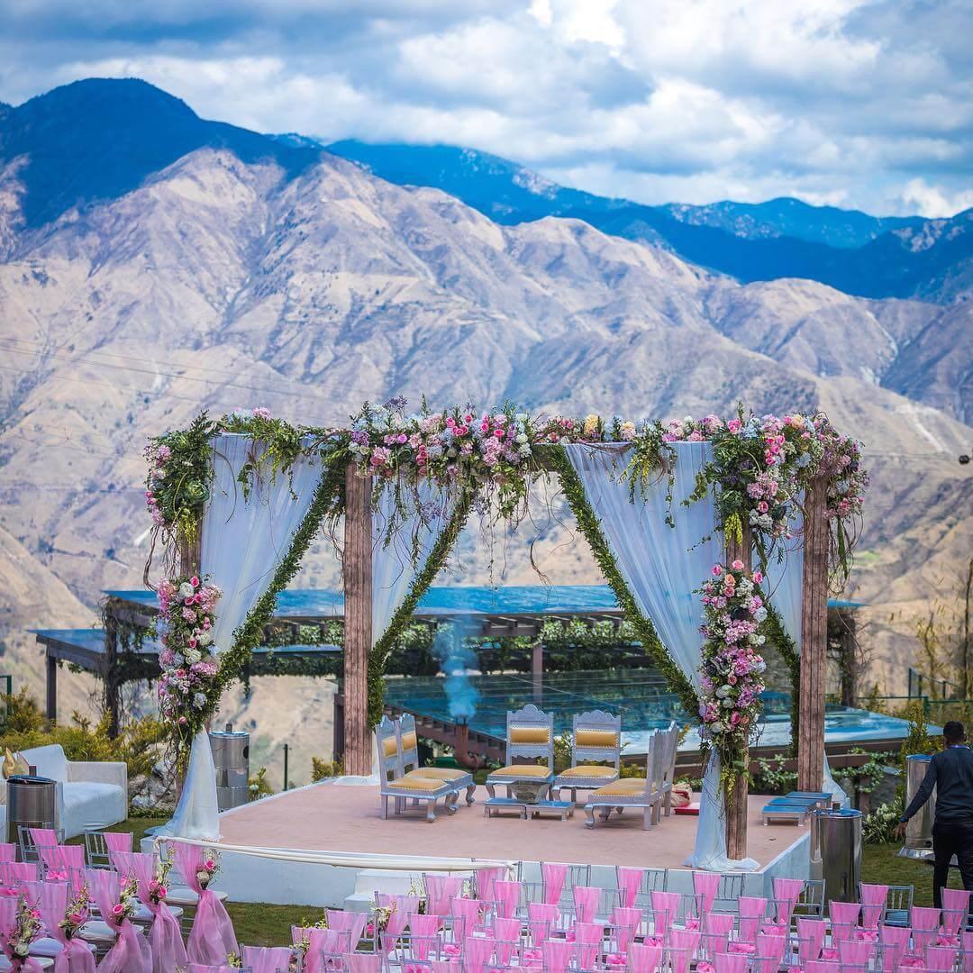 jw marriott wedding