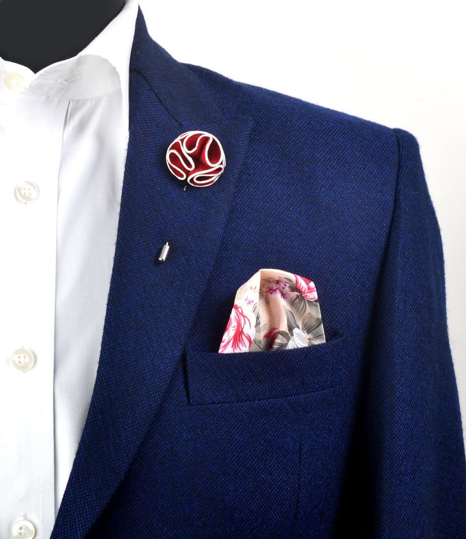 quirky lapel pins for groom