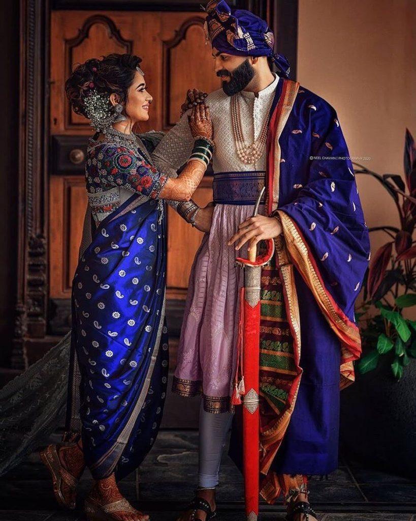 maharashtrian groom