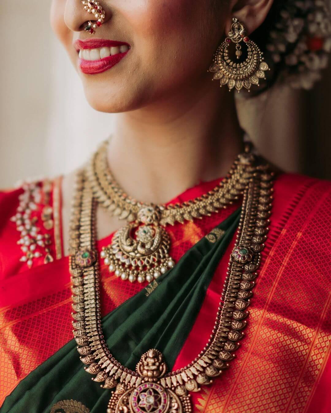 bridal thushi