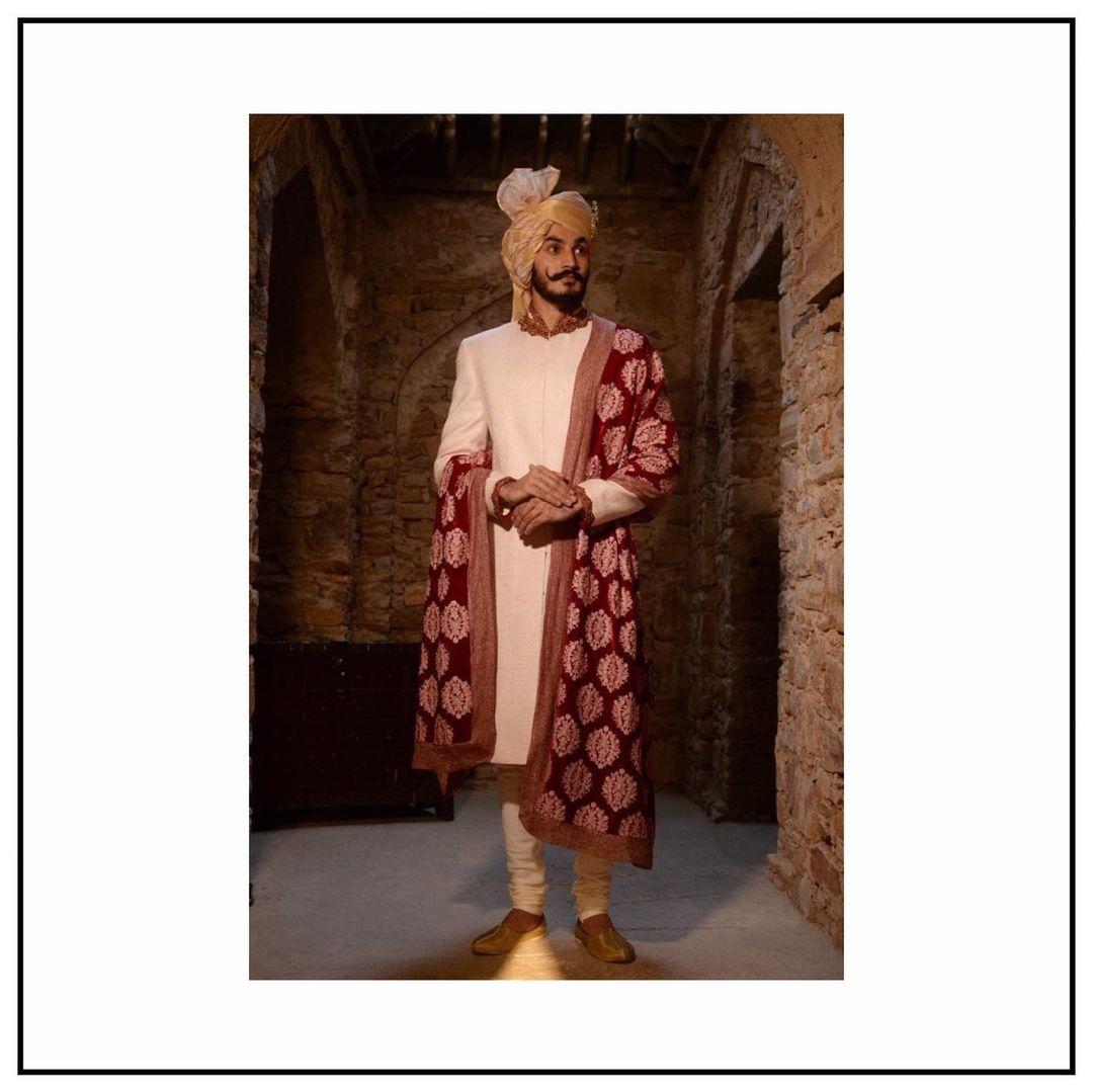 groom sherwani trends