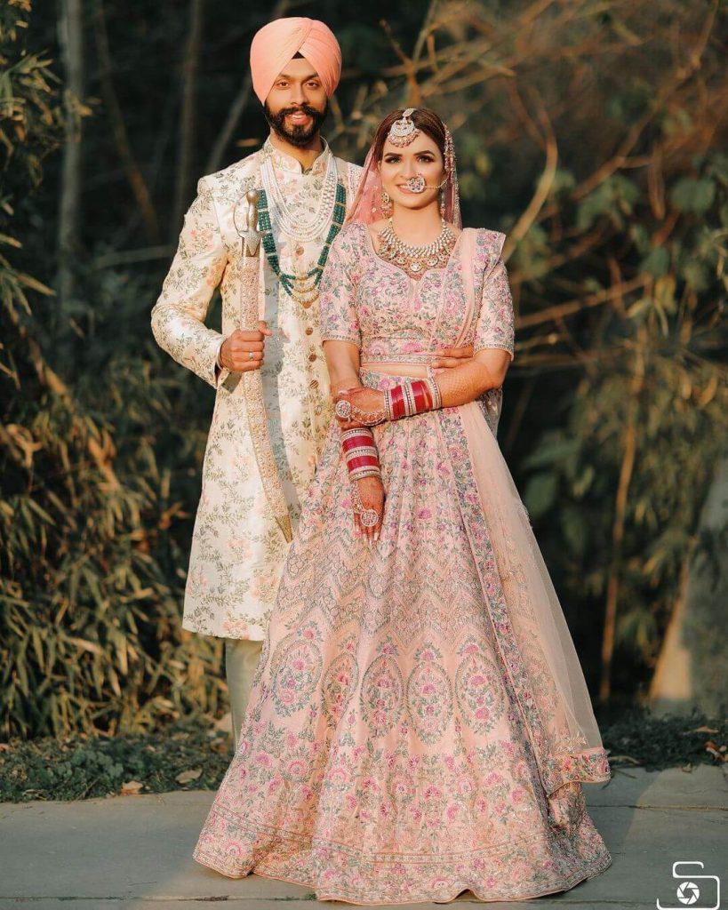 sikh wedding trends